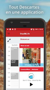 StudNlife, l'appli qui garde les étudiants informés à l'université
