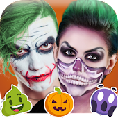 Halloween Photo Editor - Scary Mask
