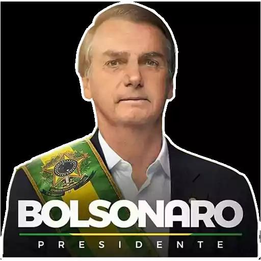 WAStickerApps Bolsonaro Stickers for WhatsApp
