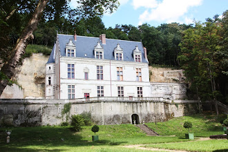 Photo: château Gaillard