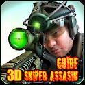 Guide, - 3D Sniper Assassin icon