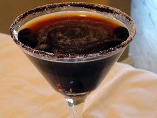 Mounds Martini Recipe