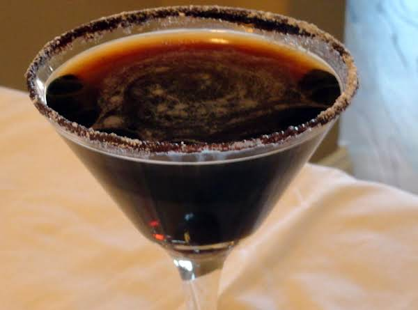 Mounds Martini