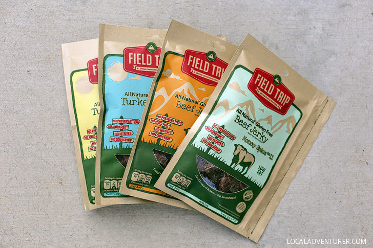 Field Trip Jerky (The Best Beef Jerky Brands Reviewed).