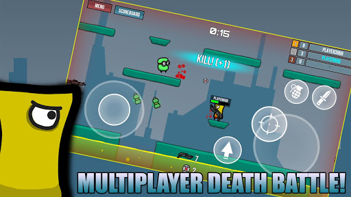 Super Killers Match: Multiplayer Action Platformer 34 screenshots 1