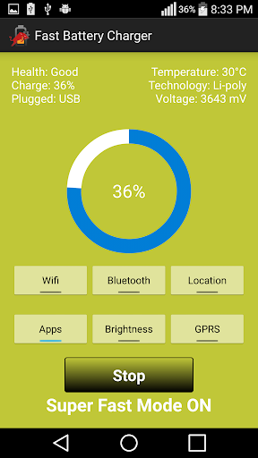 Super Fast Charger Pro v20.0 (Paid)