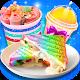 Ice Cream Rolls Maker- Rainbow Sandwich Food Stall Download on Windows