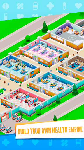 Idle Frenzied Hospital Tycoon screenshots 9