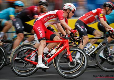 Cofidis neemt Vanbilsen dan toch niet mee naar de Giro en communiceert over coronatest