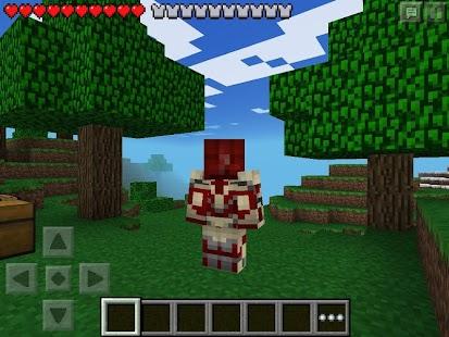 Скачать Minecraft - Pocket Edition 1.2.8.0 для Android