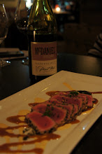 Photo: Paired with the Pinot Noir, the flavors were perfect together.