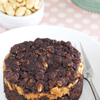 Buckeye Brownie Baked Oatmeal