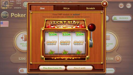 Poker Forte u2013 Texas Hold'em Poker Games 11.0.67 screenshots 6
