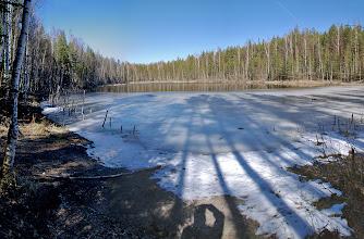 Photo: Springselfie.  #Kurtna  #lakes  #Estonia