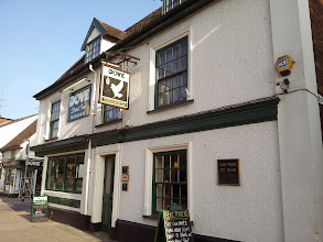Photo: The Dove Street Inn in Ipswich serves the range of real ales from the Dove Street Brewery.