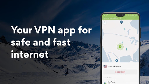 NordVPN screenshot 1
