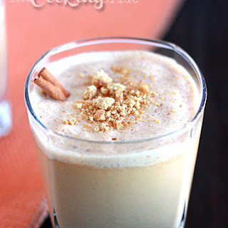 Pumpkin Pie Eggnog