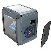 Flashforge Creator 3 Independent Dual Extrusion 3D Printer