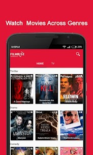 FilmRise – Free Movies & TV App Download For Android and iPhone 5