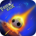 Flick Shoot Soccer Cup 3D icon