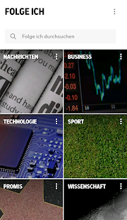 Flipboard Briefing Screenshot
