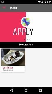 Apply Directorio Comercial - náhled