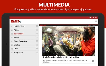 MARCA - Diario Líder Deportivo Screenshot 22