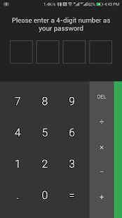[Calculator Vault-App Hider] Screenshot 4