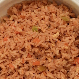 Fried Rice - A Weight Watchers.
