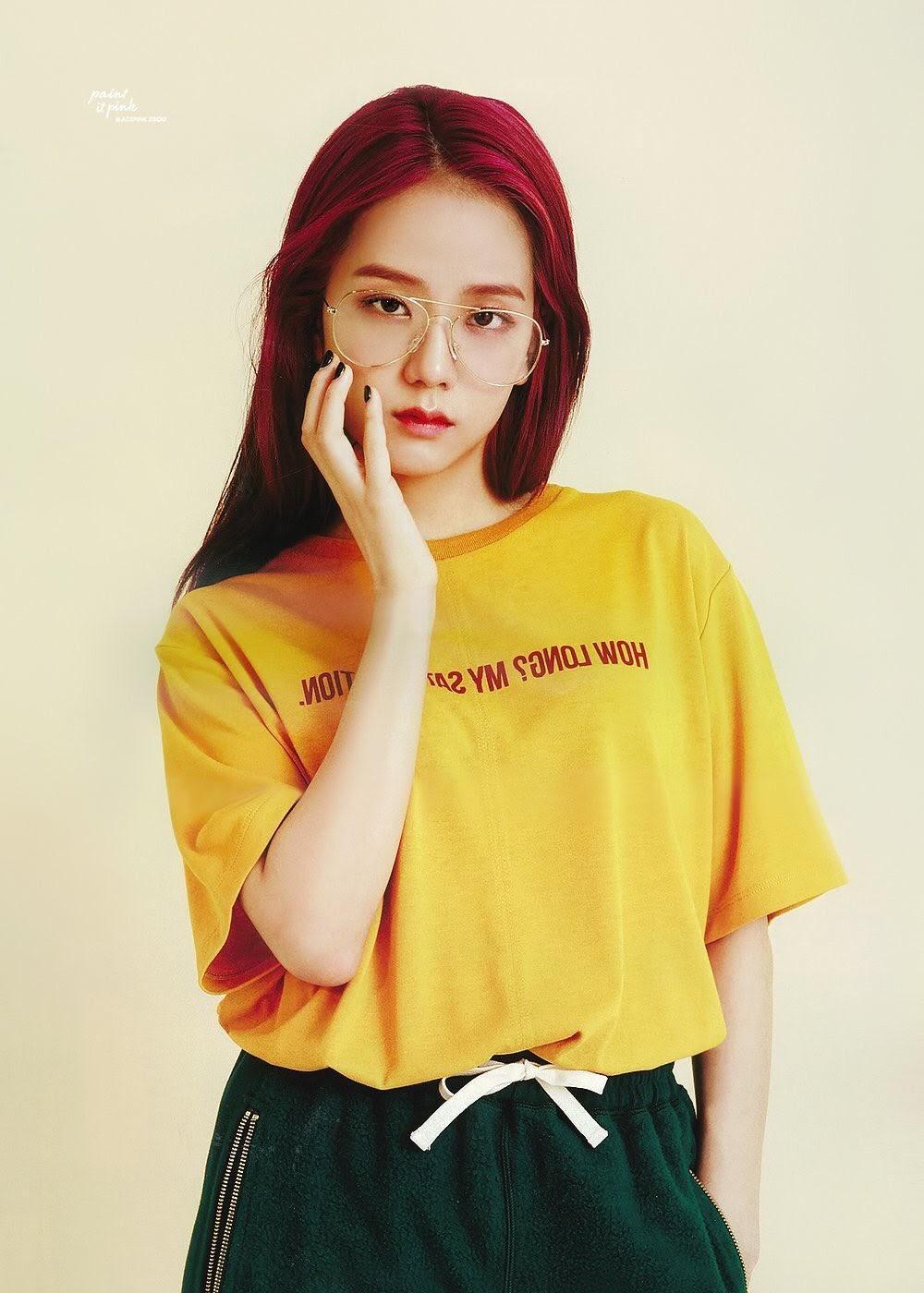blackpinkrainbow_yellow_jisoo