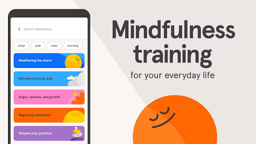 Headspace: Meditation & Sleep 3.57.0 screenshots 1