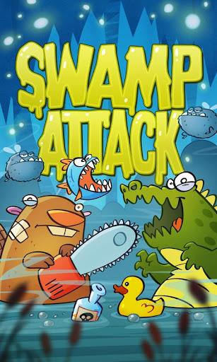 沼泽激战 Swamp Attack