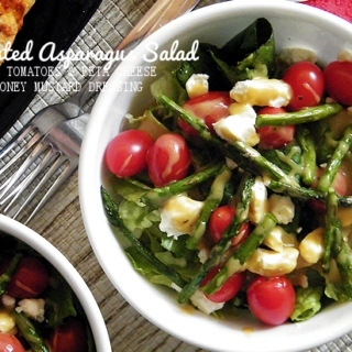 Roast Tomato And Asparagus Salad Recipes