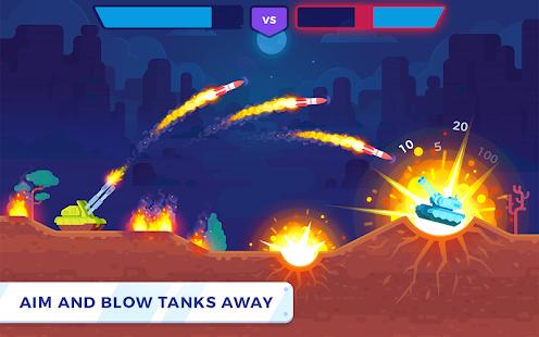 Tank Stars- screenshot thumbnail