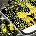 Neon Gemini Keyboard icon