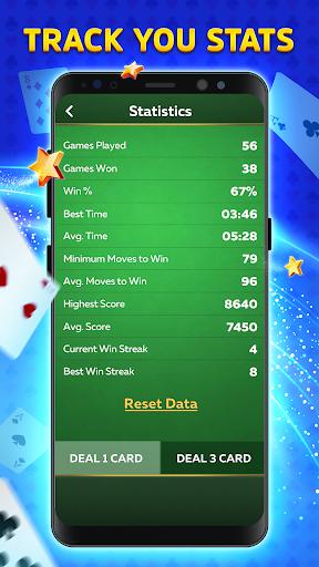 Solitaire Play u2013 Classic Klondike Patience Game 2.1.1 screenshots 5