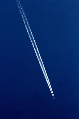 scia nel cielo di smpaint