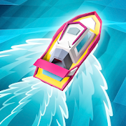 Flippy Boat – catching waves MOD APK aka APK MOD 1.0.5 (Unlimited Money)