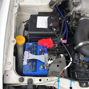 シルビア S15 H13年式 bパッケージのバッテリーのカスタム事例画像 あおつばきさんの2018年11月19日23:53の投稿