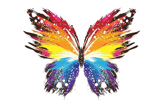 Butterfly Live Wallpaper Animated Butterflies Poster