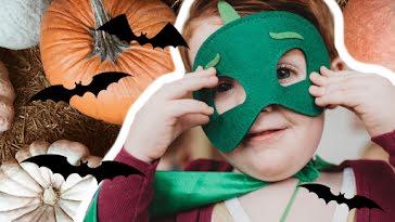 Halloween Costume - Halloween template