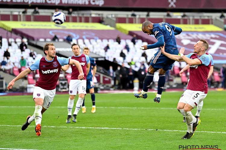 Premier League : Lacazette contrarie les plans de West Ham