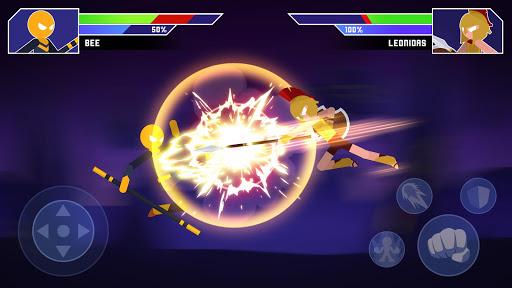 Galaxy of Stick: Super Champions Hero screenshots 1