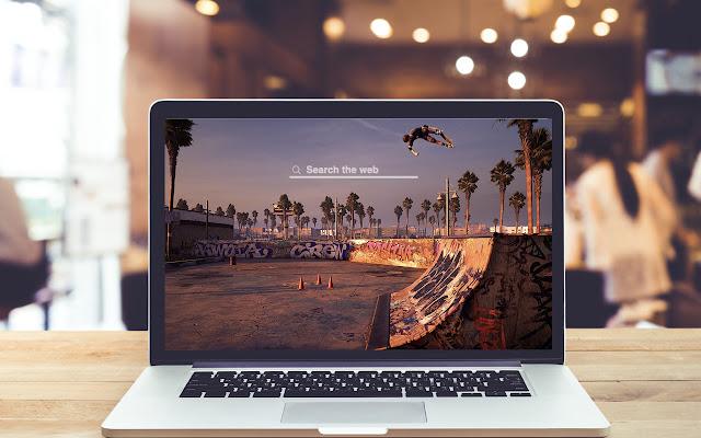 Tony Hawk Pro Skater HD Wallpapers Theme