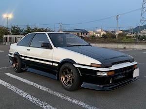 スプリンタートレノ AE86 昭和61年 GT-APEXのカスタム事例画像 kazustyleさんの2020年10月02日20:51の投稿