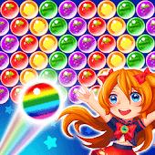 Bubble Shooter Safari: Pop Bubbles
