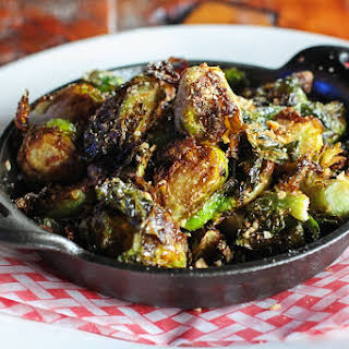 Gingham's Fried Brussels Sprouts.