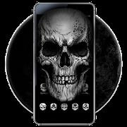 Black Death Skull Theme