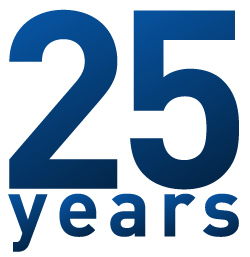 25 years in the business