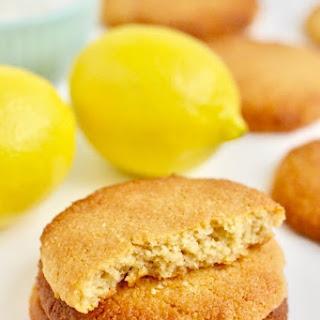 Lemon and Coconut Soft Cookies {Paleo + Vegan} Recipe